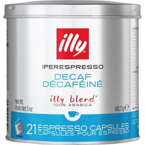 illy(イリー)「カプセルコーヒーデカフェ」