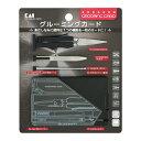 貝印 グルーミングカードハサミ付男性用KQ1203