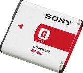 SONY デジタルカメラ用バッテリーパック NP-BG1