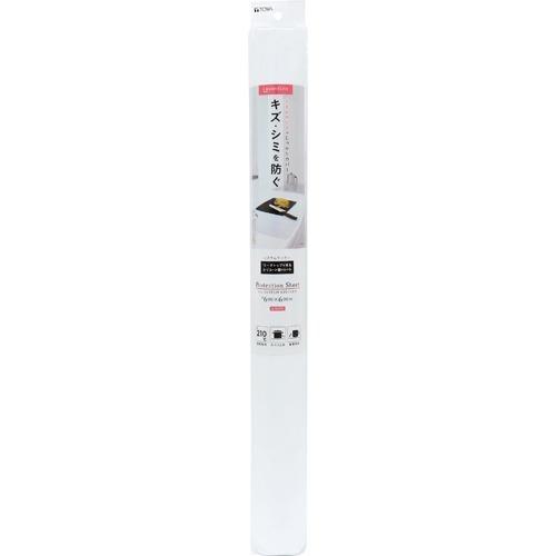 LD シリコン保護シート 60*60cm ホワイト(1枚入)の写真