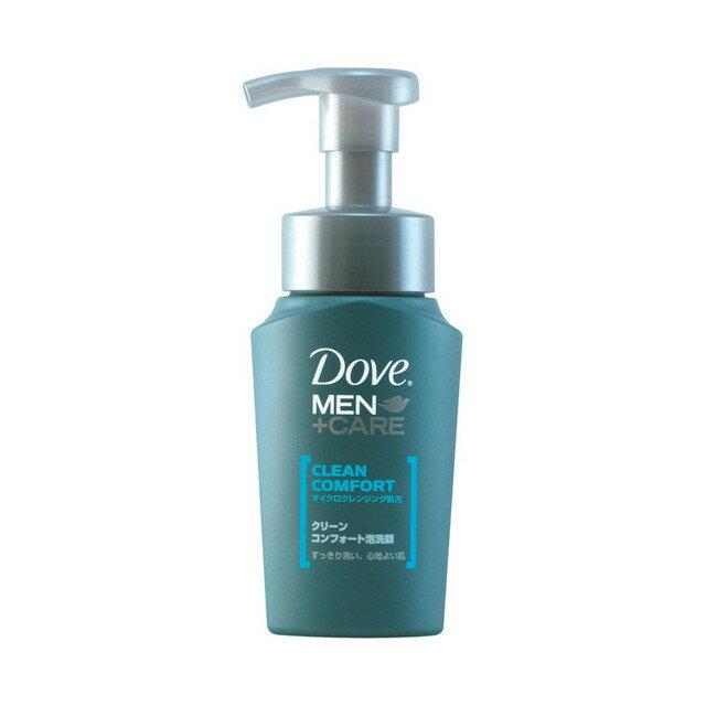 ダヴ MEN+CARE クリーン コンフォート泡洗顔/ユニリーバのサムネイル