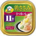 日本ペットフード ビタワングー 鶏ささみさつまいも 11歳 100g