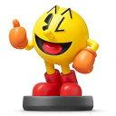 Wii U用 amiibo パックマン 大乱闘スマッシュブラザーズシリーズ画像