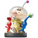 Wii U用 amiibo ピクミン&オリマー 大乱闘スマッシュブラザーズシリーズ画像