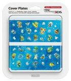 Game Accessory New Nintendo 3DS / Newニンテンドー3DS きせかえプレート No.63 ポケットモンスター