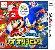 マリオ&ソニック AT リオオリンピックTM/3DS/CTRPBGXJ/A 全年齢対象