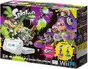 Wii U スプラトゥーン セット/Wii U//A 全年齢対象 Nintendo 任天堂 WUPSWAHT