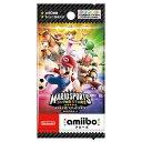 amiibo マリオスポーツ スーパースターズ amiiboカード画像