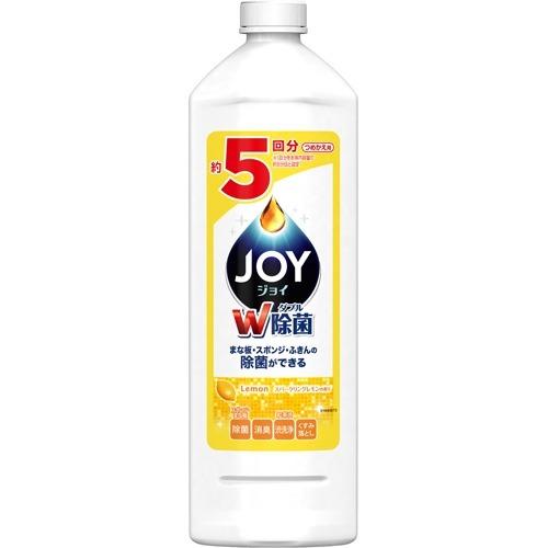 除菌ジョイ コンパクト スパークリングレモンの香り 特大 つめかえ用(770ml)の写真