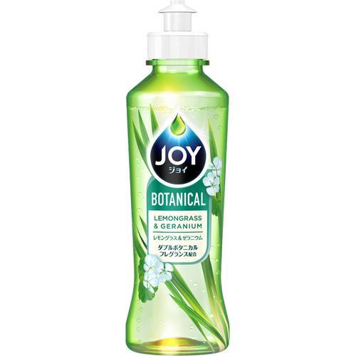 ジョイ 食器用洗剤 ボタニカル レモングラス&ゼラニウム 本体(190ml)の写真