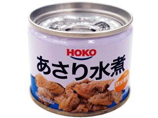 HOKOあさり水煮缶詰