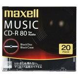 maxell CDRA80BK.20S