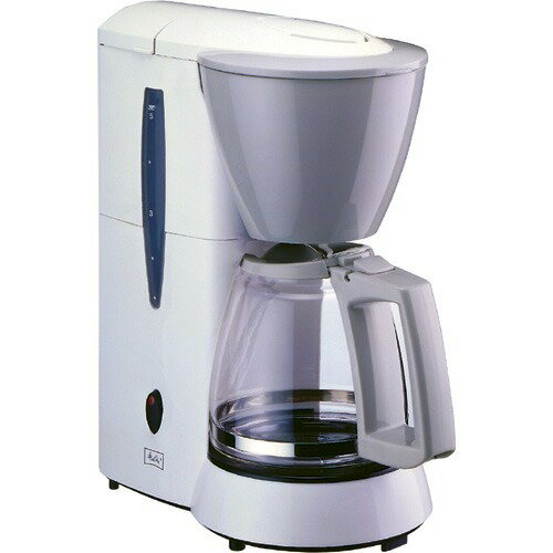 メリタ コーヒーメーカー ホワイト JCM-511/W(1台)