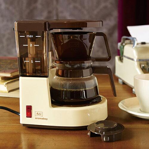 Melitta アロマボーイ コーヒーメーカー MKM-251/Cの写真