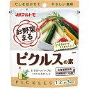 マルトモ お野菜にまる ピクルスの素(40g*3袋入)