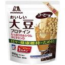 森永製菓 おいしい大豆 プロテイン コーヒー味 900g