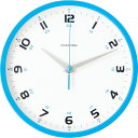 Chara Chips (キャラチップス)  連続秒針 アナログクォーツ掛け時計 CCU10M