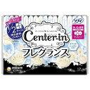 センターイン コンパクトフレグランス ホワイトシャボンの香り 多い日の昼用 17枚画像