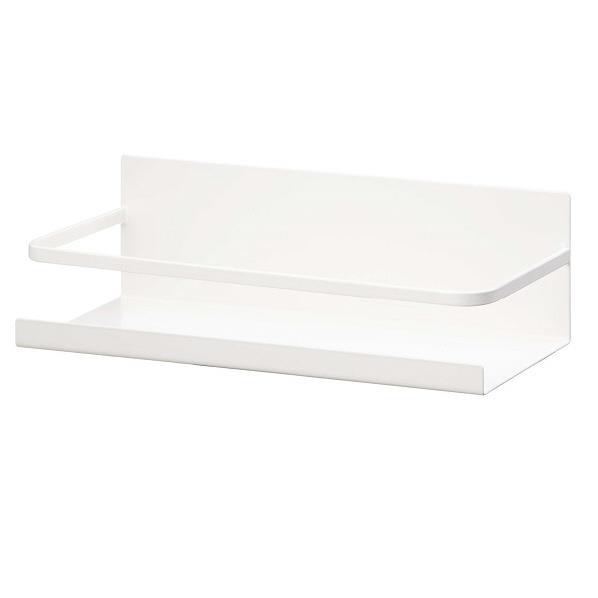 マグネットスパイスラック プレート ホワイト(1コ入)の写真