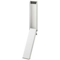 マグネット折り畳みドアストッパー スマート ホワイト(1コ入)の写真