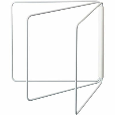 山崎実業 折り畳み布巾ハンガー タワー ホワイト 2787の写真