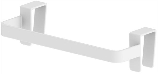 タオルハンガー プレート ホワイト(1コ入)の写真