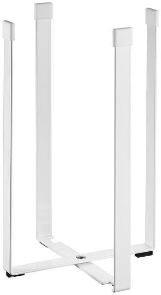 山崎実業 ポリ袋エコホルダー タワー L ホワイト 3180の写真