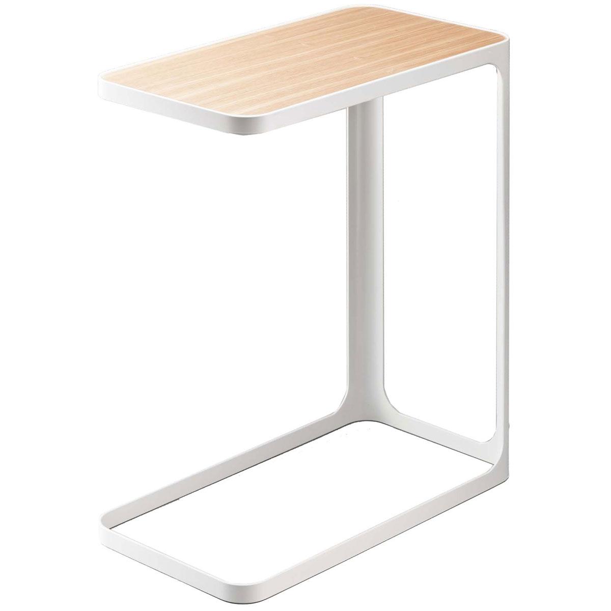 frame サイドテーブル ホワイト