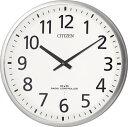 電波掛け時計(パルフィス484)強化防滴・防塵タイプ掛時計8MY484-019