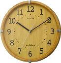 シチズン リズム時計電波掛け時計 シンプルモードアークミニ 4MYA27-007 4MYA27007