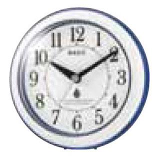 RHYTHM/リズム時計 4KG711DN04 掛時計 掛置兼用 付属スタンド付 /強化防滴/防塵型