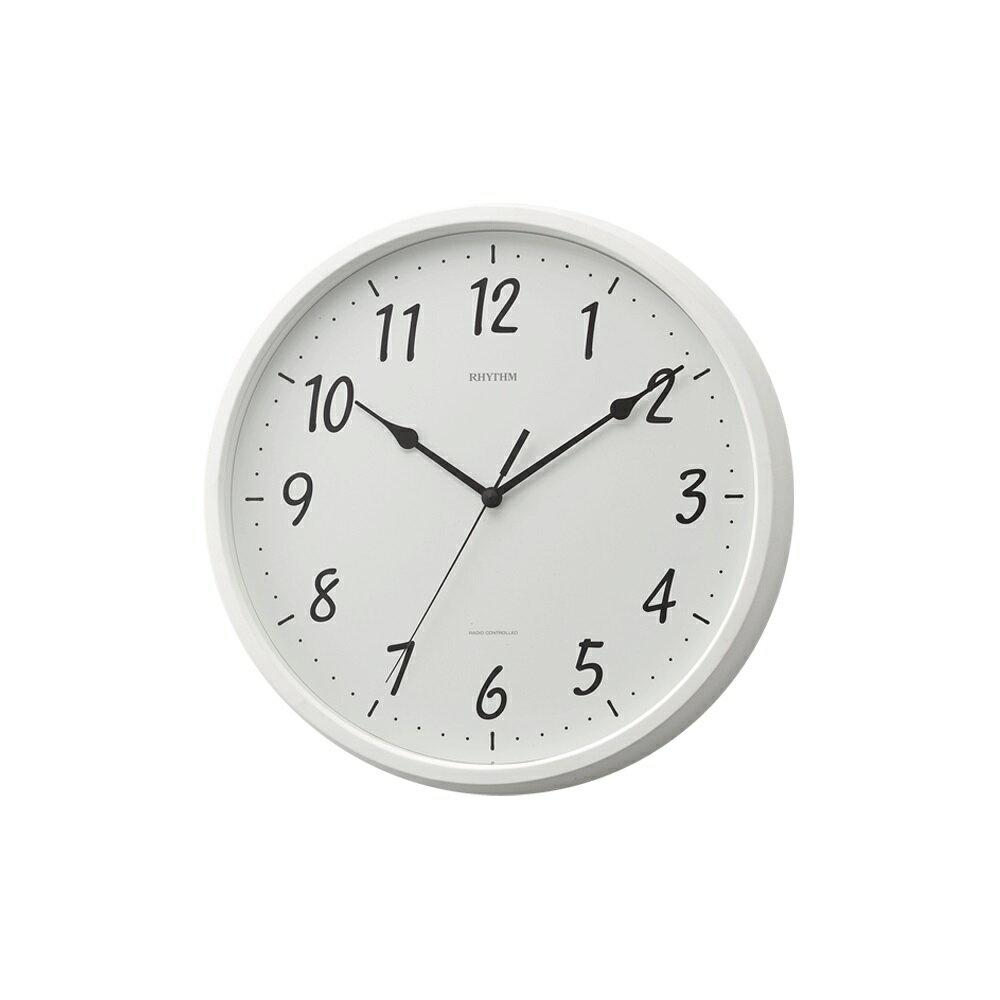 掛け時計 おしゃれ 音がしない ドスタイル142の写真