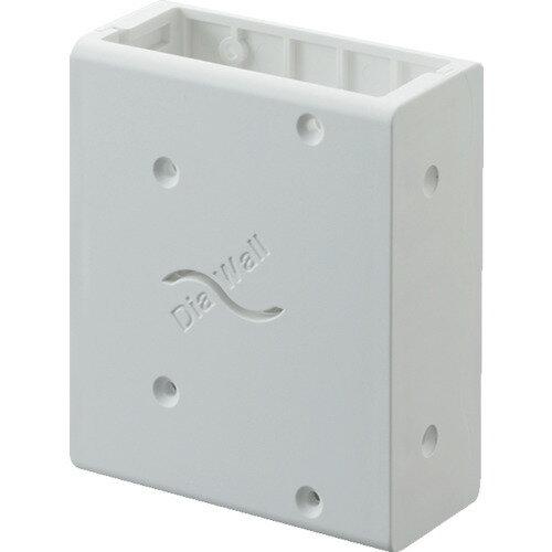 WAKAI ツーバイフォー材 2×4材専用壁面突っ張りシステム ディアウォール専用 中間ジョイント DWCJW ホワイト白の写真