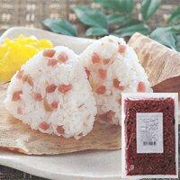 日本食研 おにぎりの素 カリカリ梅 500g