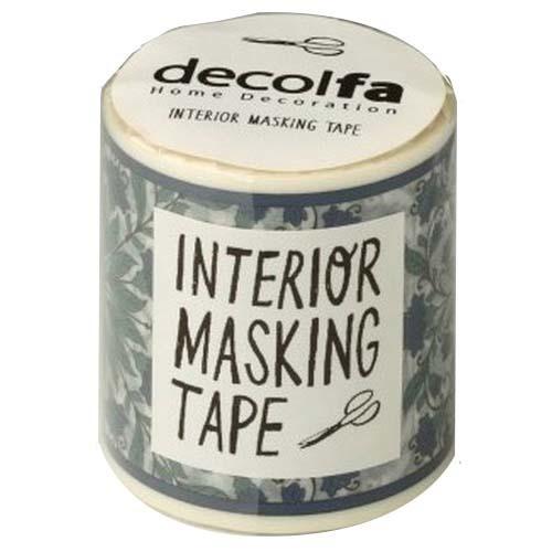 インテリアマスキングテープ 50mm タイル グリーンB M3613(1巻)