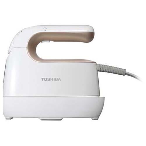 東芝 衣類スチーマー ゴールドホワイト TAS-X3-NW