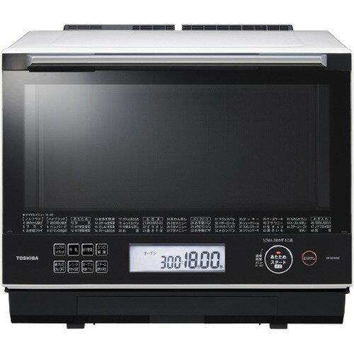 東芝 過熱水蒸気オーブンレンジ ER-SD3000(W)(1台)