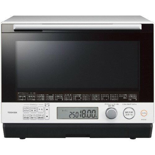 東芝 過熱水蒸気オーブンレンジ ER-SD100(W)(1台)