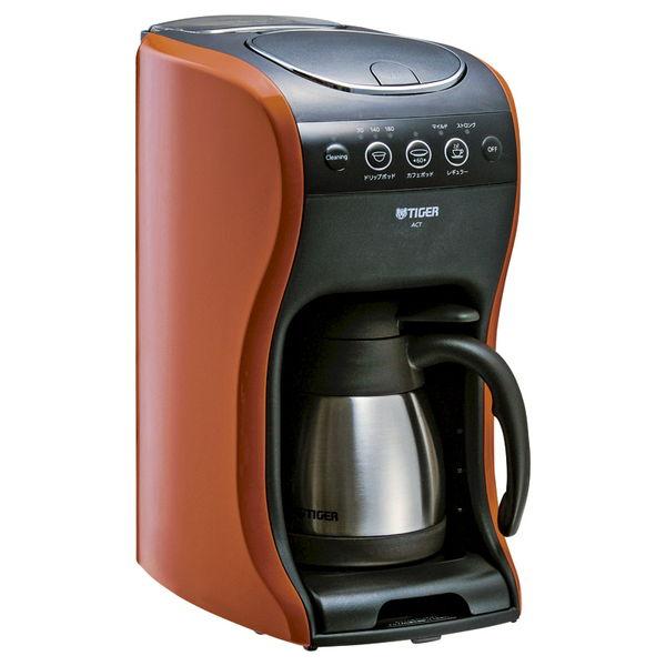 タイガー魔法瓶 コーヒーメーカー ACT-B040(DV)の写真