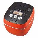 タイガー魔法瓶 圧力IH炊飯ジャー 炊きたて 5.5合炊き JPB-G102 DA アーバンオレンジ 炊飯器