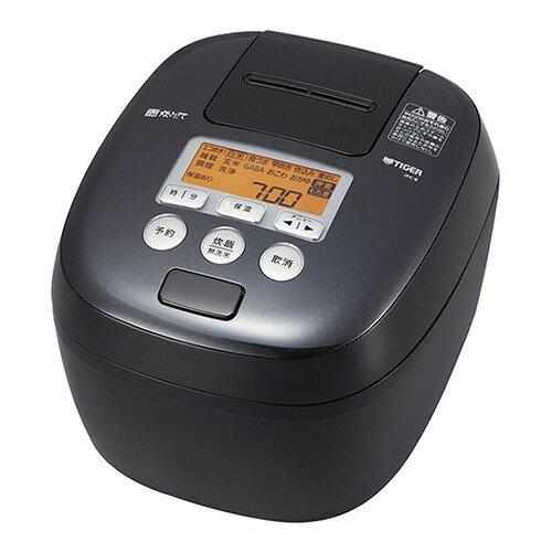 タイガー 圧力IH炊飯ジャー ブラック JPC-B101K(1台)