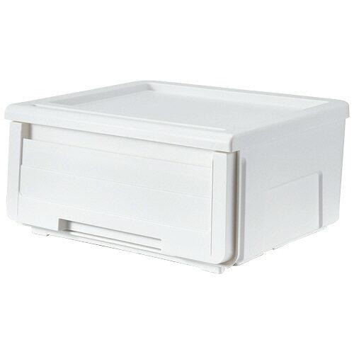 プロフィックス カバゾコ モノ 45 ホワイト収納ケースの写真