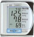 タニタ デジタル血圧計(手首式) BP-210 パールホワイト