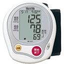 タニタ 手首式血圧計 BP-212-WH ホワイト