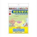 世界地図 ポスター あいさつもしくは防災 国旗 イラスト 国 アジア デビカ