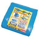 アイリスオーヤマ ブルーシート(約450cm×約540cm) B30-4554 ブルー画像