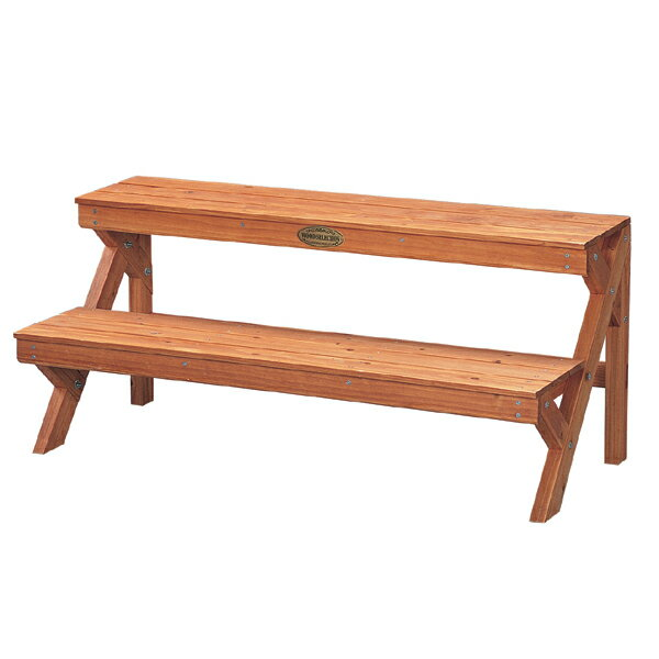 IRIS 木製フラワ-スタンド900の写真