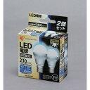 アイリスオーヤマ LDA4N-G-E17-V1X2 LED電球 小形 広配光 昼白色