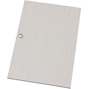 アイリスオーヤマ カラーボックス cbボックス用木製扉 cxd-27wの写真