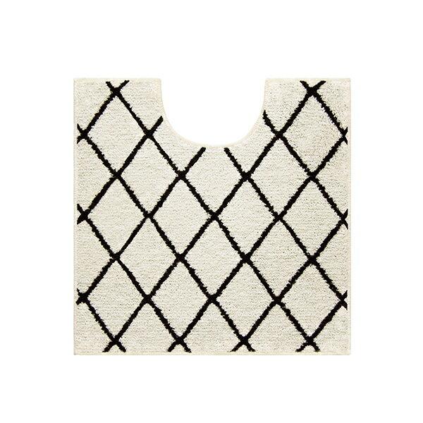 Saltoru ソルトル トイレマット トイレマット サニタリー 洗える おしゃれ 塩系 シンプル